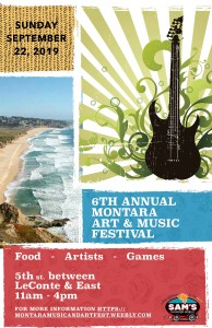 The 6th Annual Montara Art and Music Festival @ Blake Merkes | Montara | California | United States