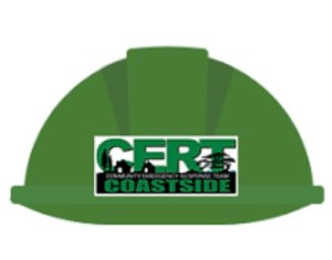 Coastside CERT Is Now Sponsored, Funded and ACTIVATED!