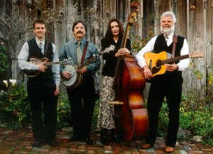 Highway One - Rollicking Bluegrass with Tight Three-Part Vocals at San Benito Cantina @ The Cantina at San Benito House Historic Inn | Half Moon Bay | California | United States