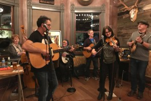 Fret & Fiddle Plays the San Benito House @ Cantina at the San Benito House Historic Inn | Half Moon Bay | California | United States