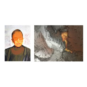 A Messy World with Dee Hooker and Dag Weiser at Sanchez Art @ Sanchez Art Center | Pacifica | California | United States