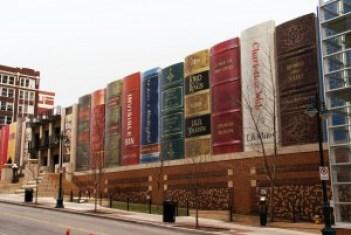 Kansas City Public Library Parking Structure