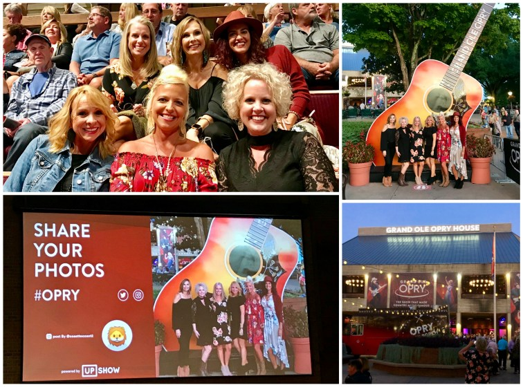 Nashville Blogger, Grand Ole Opry