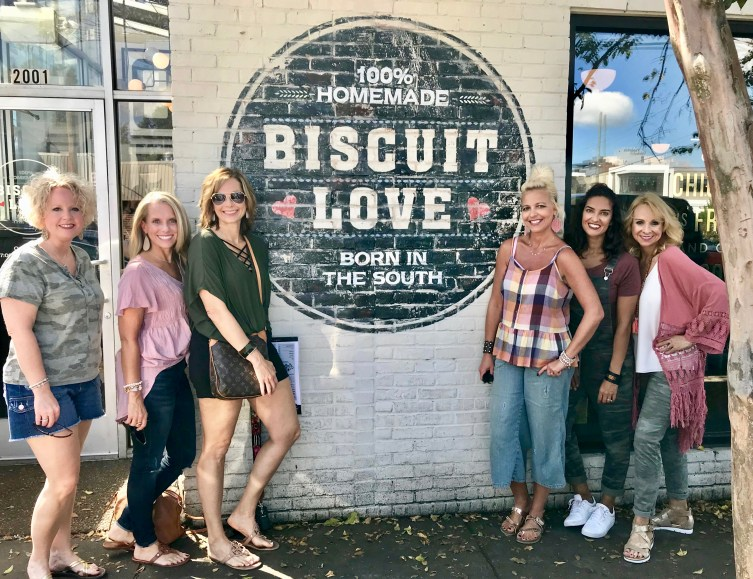 Blogger Meet Up, Nashville, Biscuit Love
