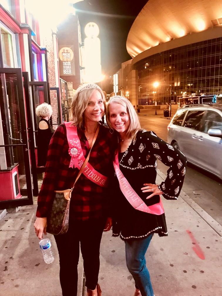 Nashville, Blogger, Broadway