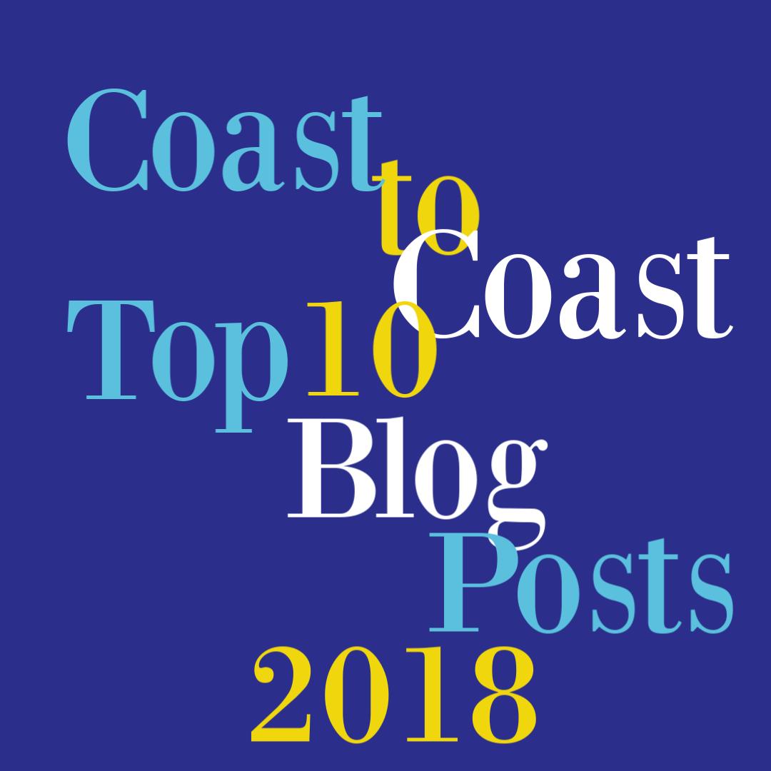 A Look Back at 2018 – 10 Most Popular Posts