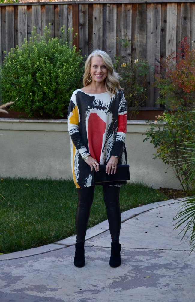 Eva Trends, Spanx Faux Leather Leggings