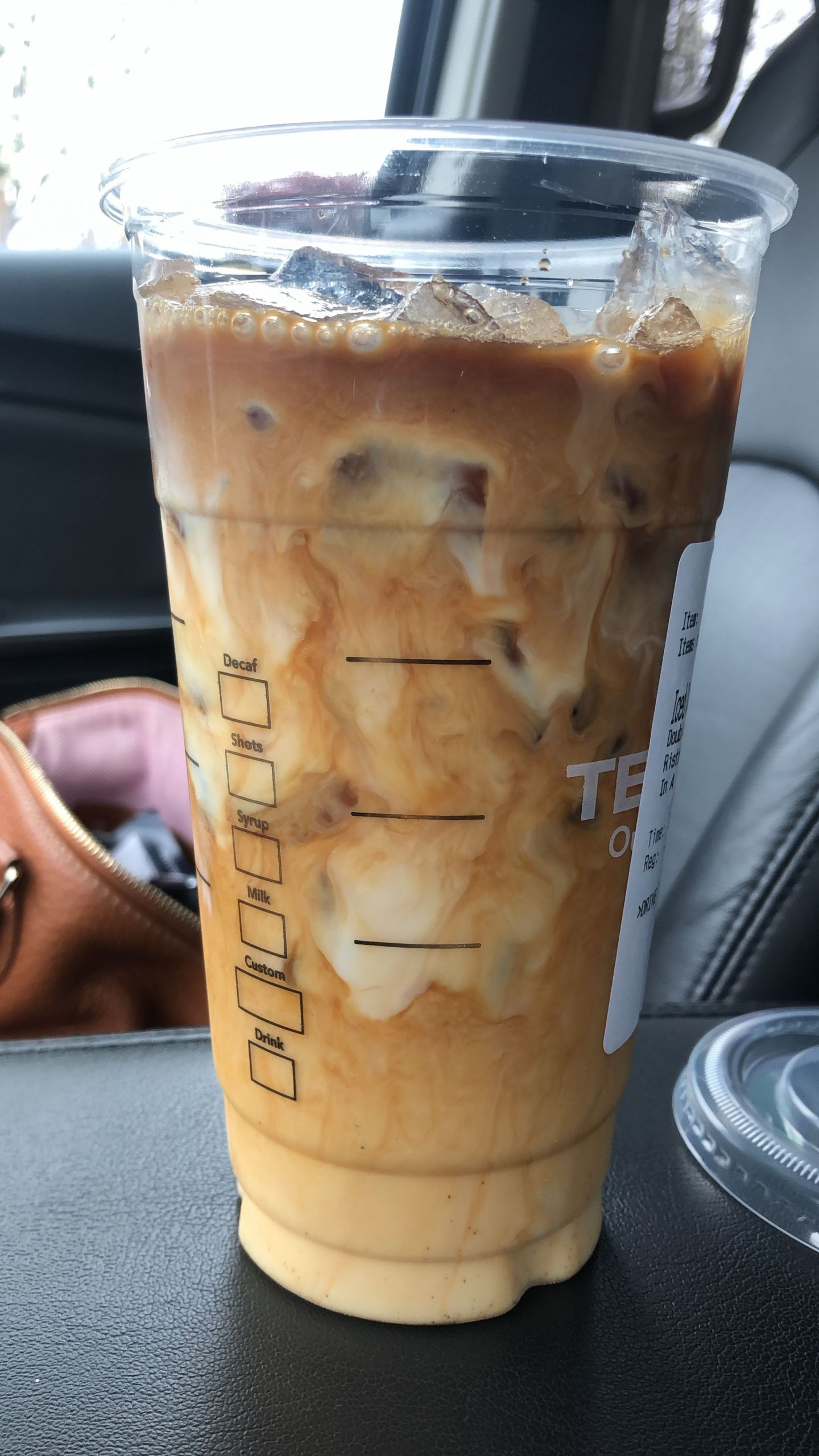 Weight Watcher Caramel Macchiato hack