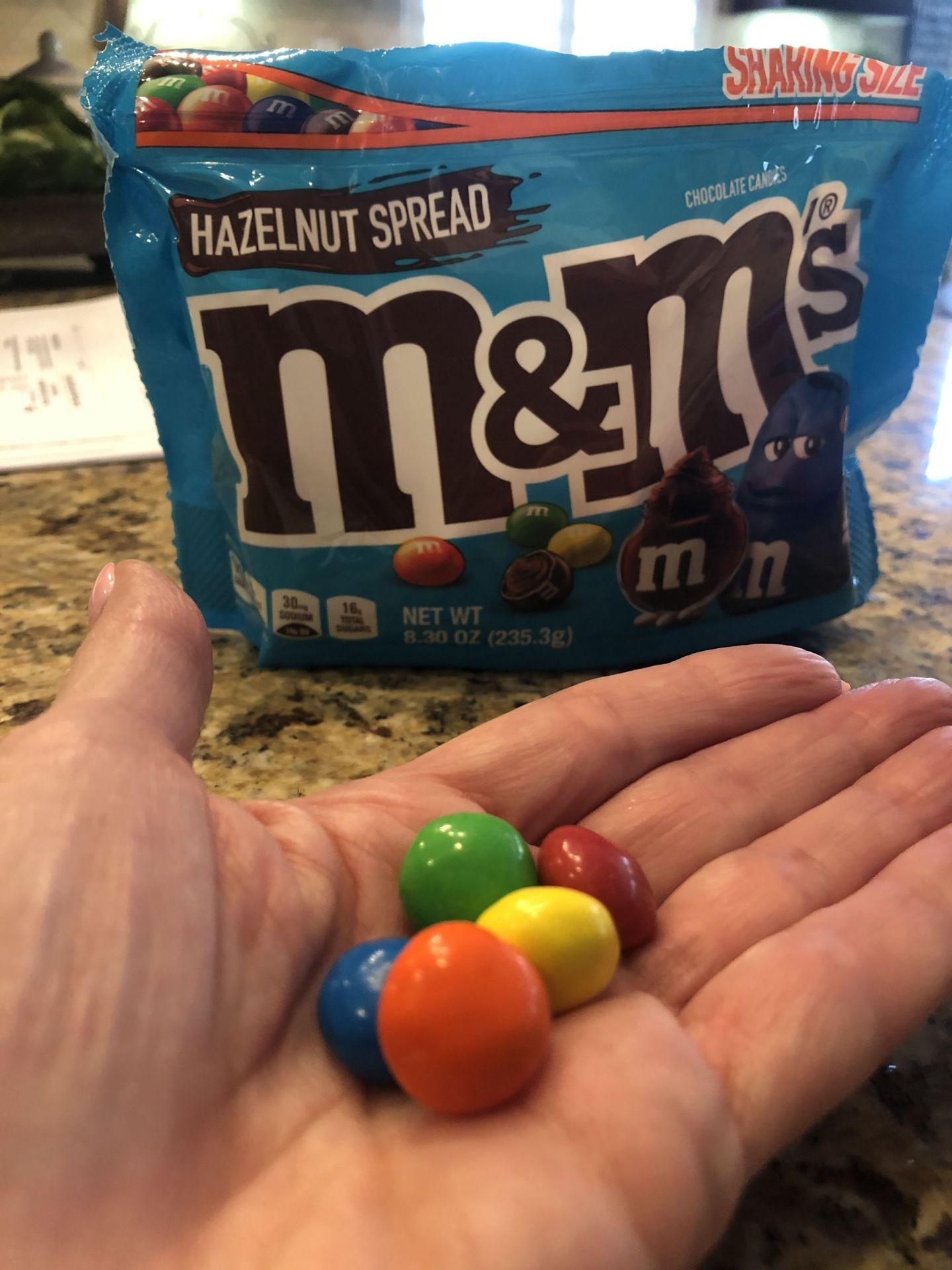 Hazelnut M&M's, Friday Favorites