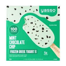 Yasso Yogurt Bars, Friday Favorites