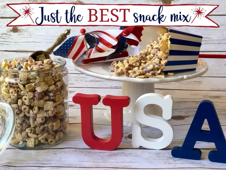 The Best Snack Mix, Coast to Coast