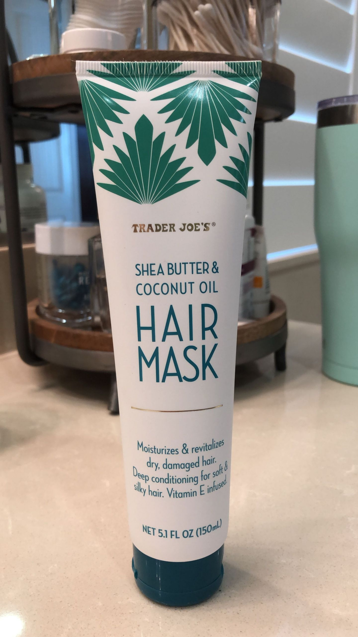 Trader Joe's Hair Mask