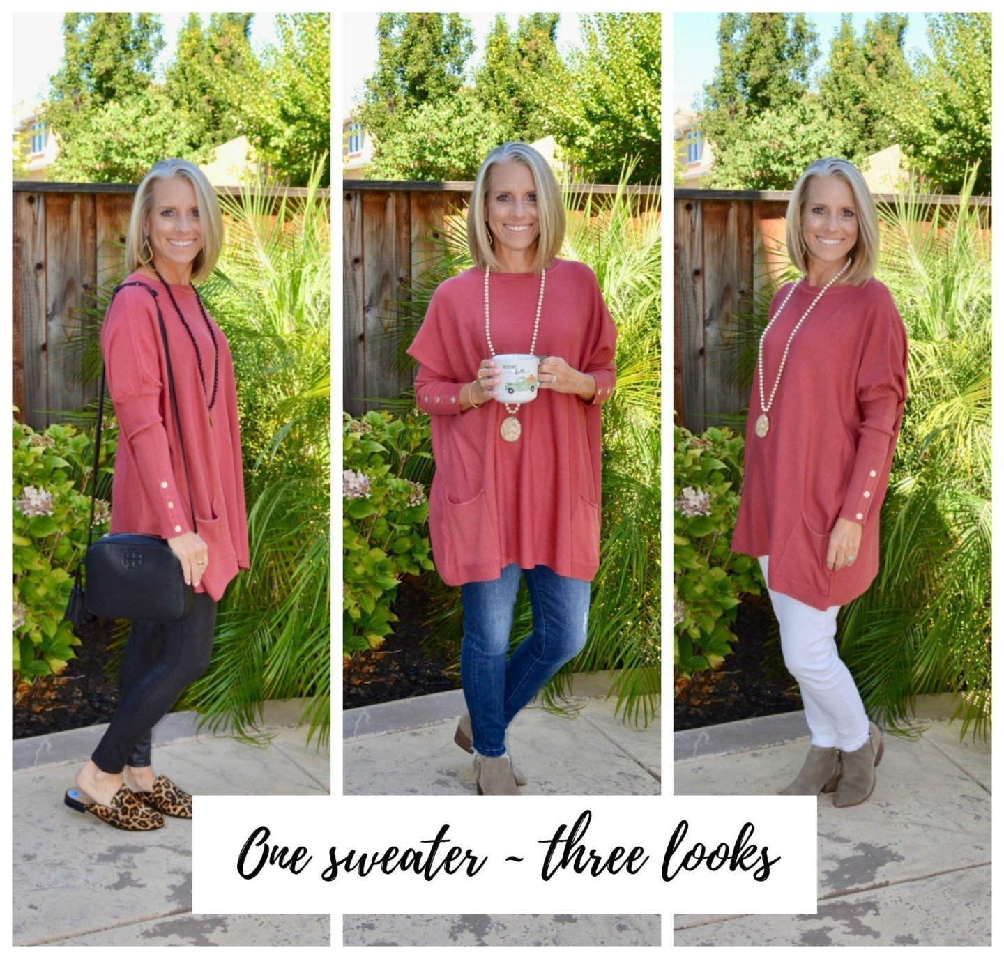 A Sweater, A Giveaway and Our First Style Six Linkup
