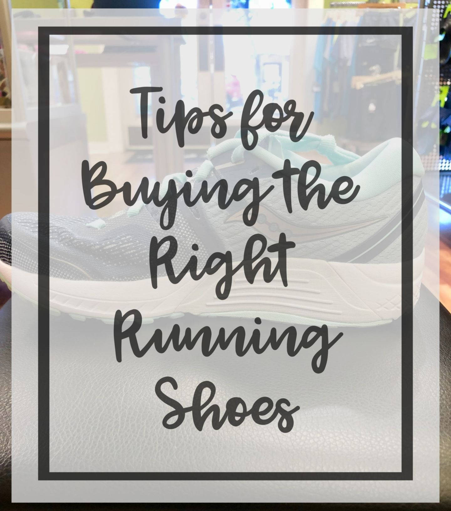 Tips for Buying the Right Running Shoes