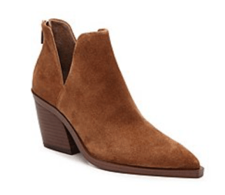 suede booties, favorite fall purchases