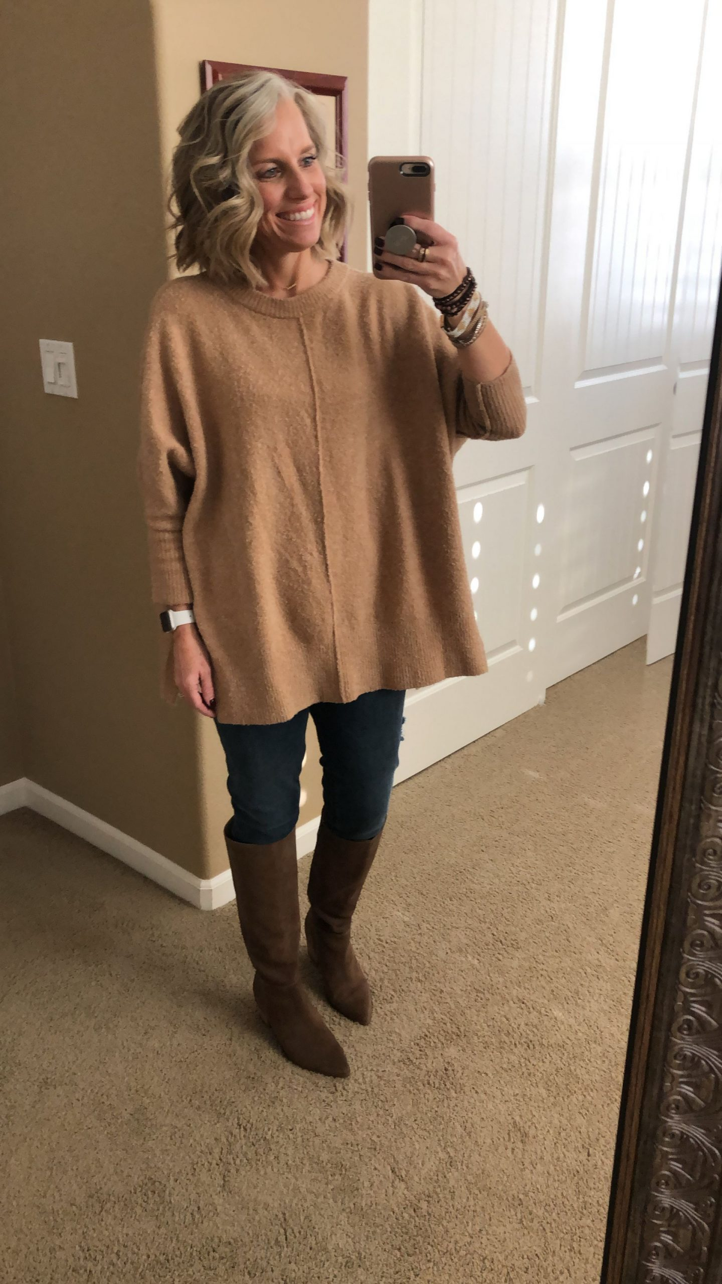 suede boots, favorite fall purchases