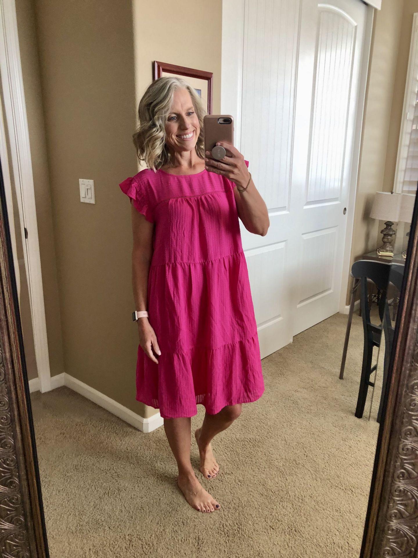 Loft dress, Coast to Coast