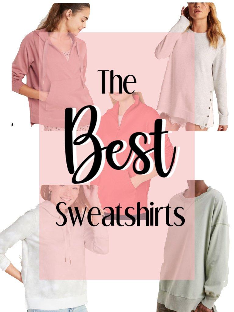 The Best Sweatshirts