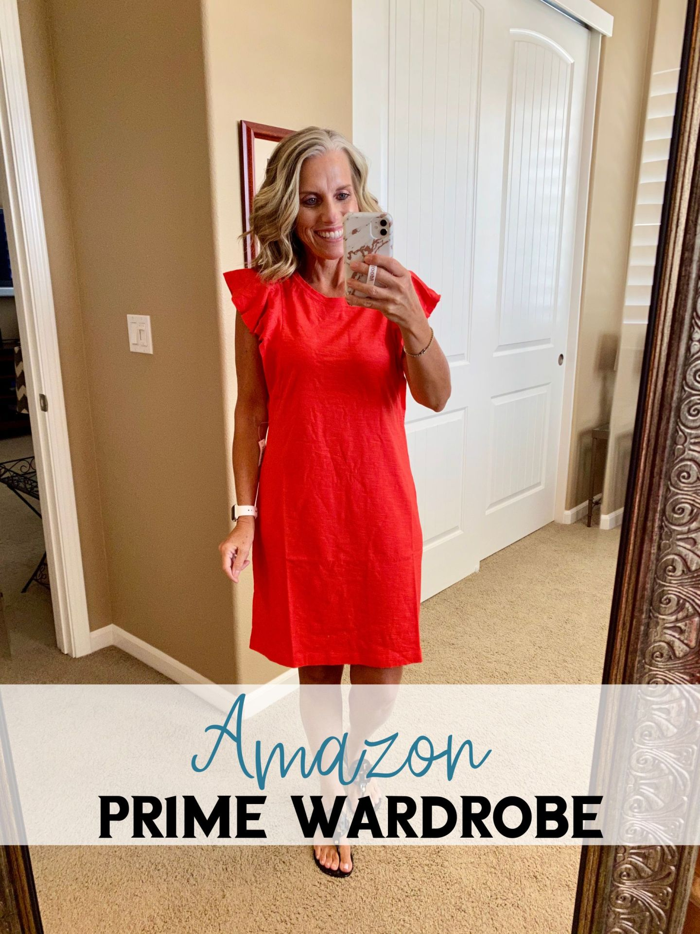 Prime Wardrobe Try-On, Part One and Style Six