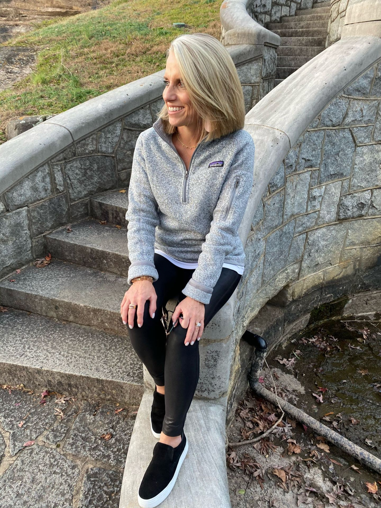 Patagonia 1/4 Zip, Falala Friday Favorites