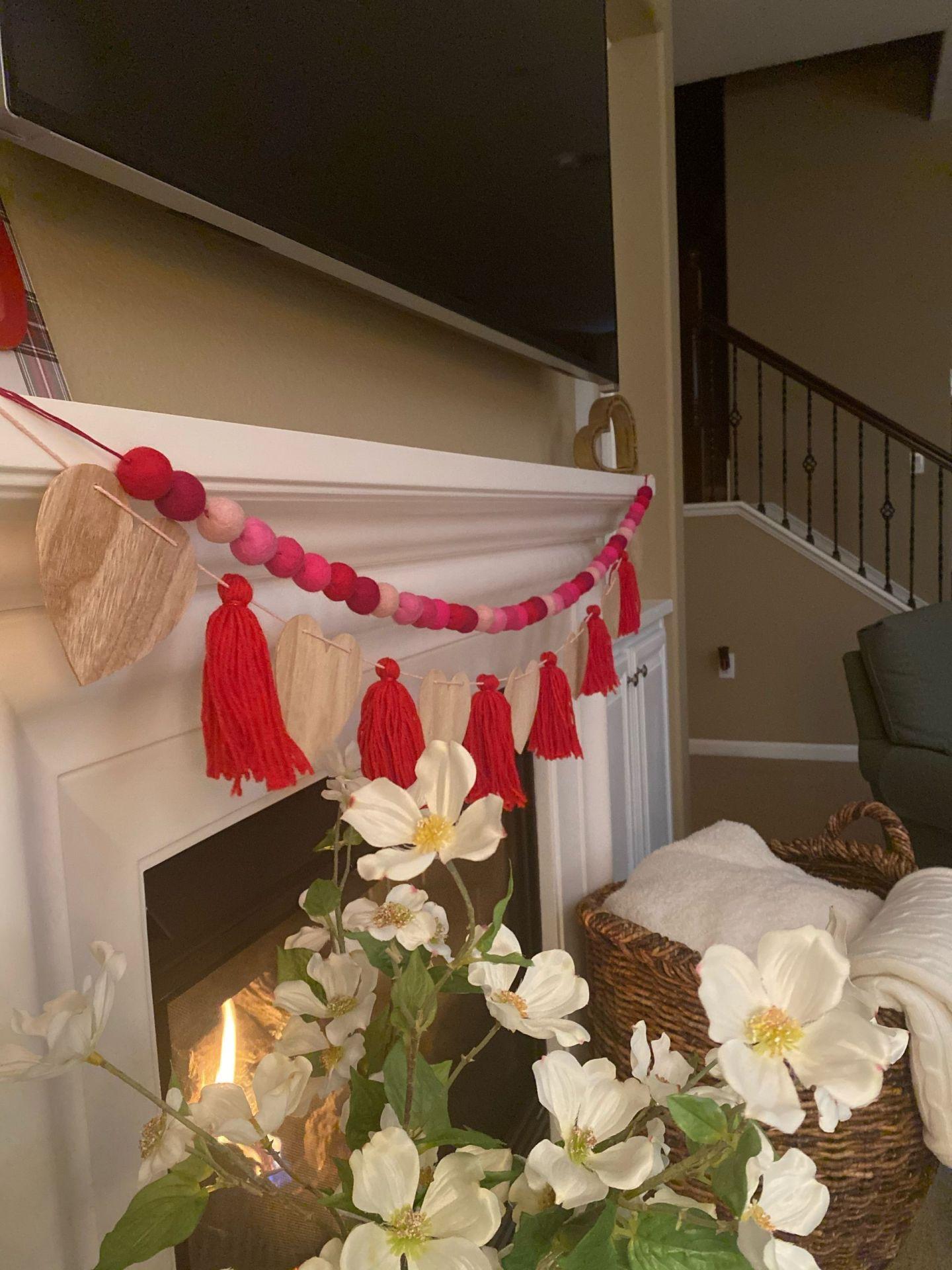 Valentines decor