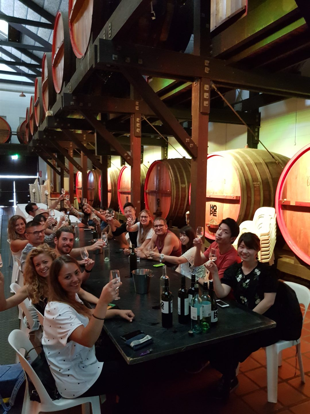 Hunter Valley Wine Tour Sydney Backpackers