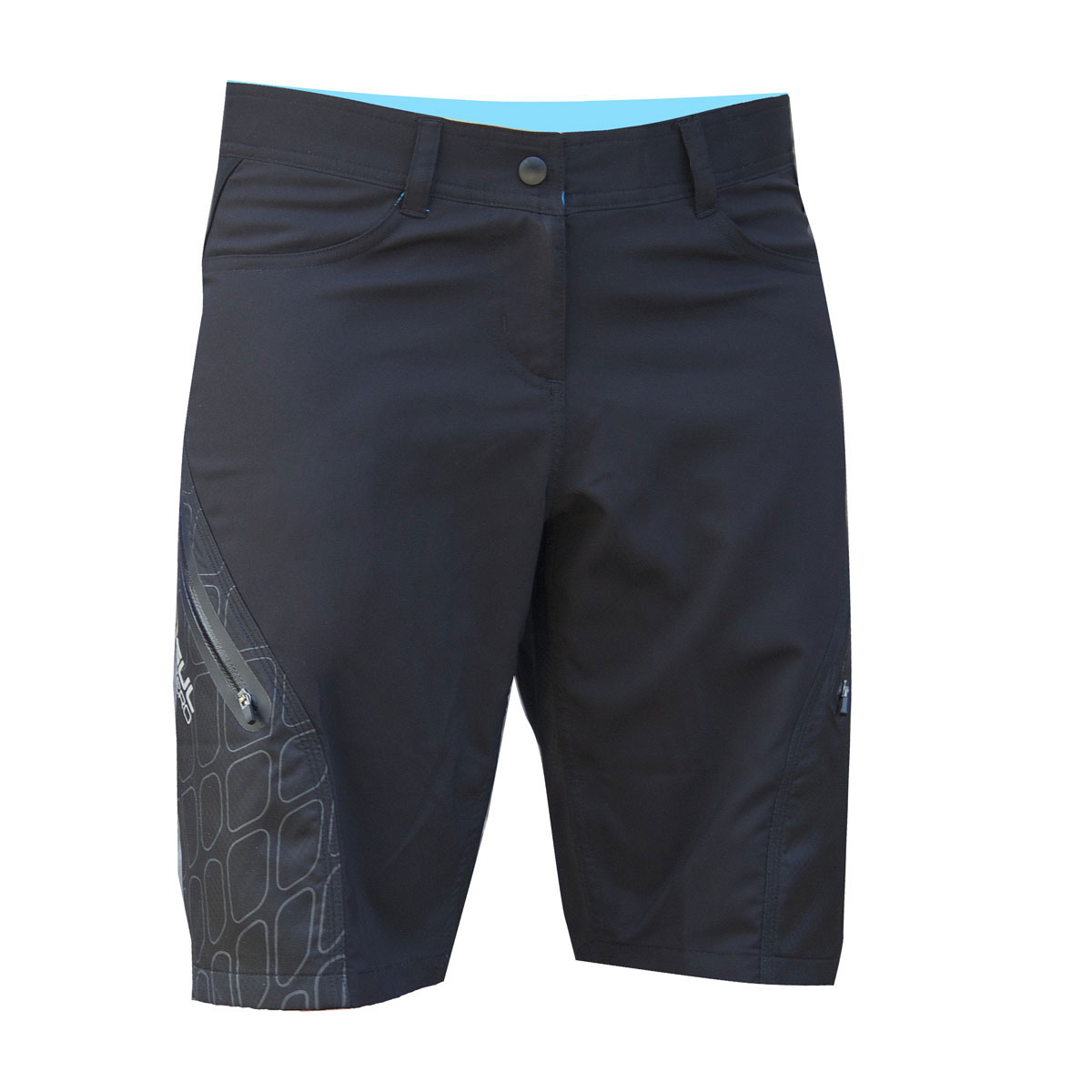 Gul Womens CODE ZERO Quick Dry Sailing Shorts Black