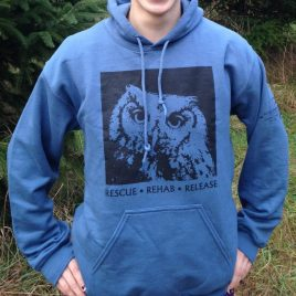 Odin the Owl Hoodie