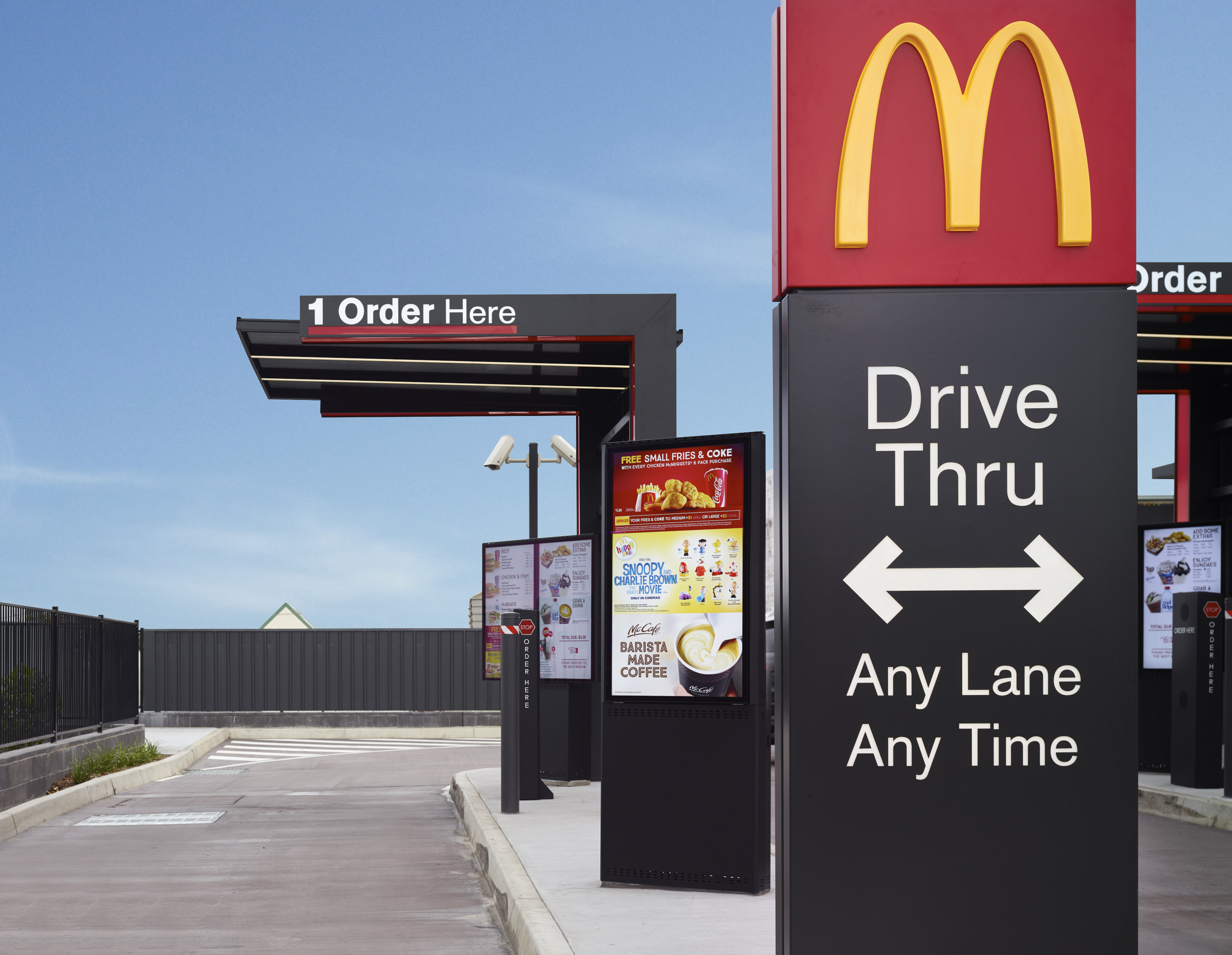 Mcdonald S Drive Thru Aus Amp Nz Coates Group