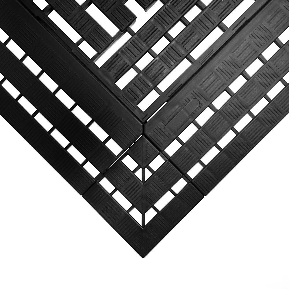 work deck tile interlocking drainage