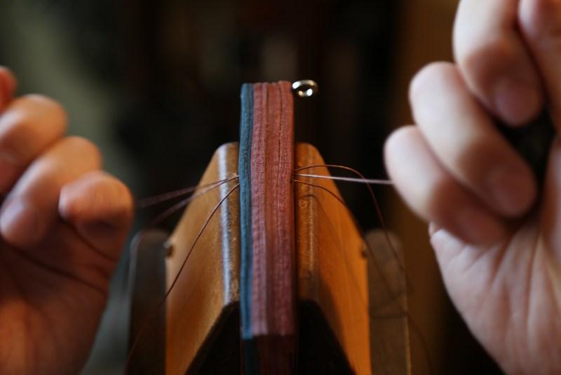 カサネ 縫製2