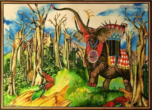Tolkien Art by Sergei Iukhimov