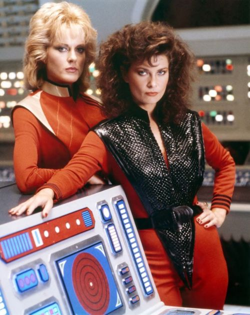 TV series V, 1984, Diana and Lydia