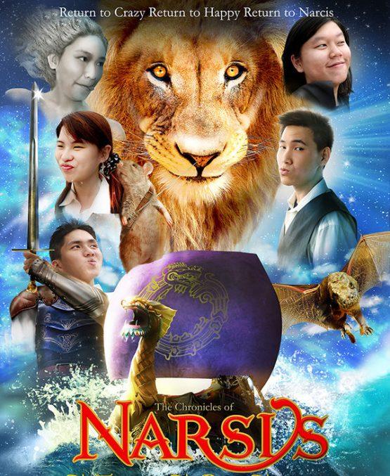 Narsis, spoof of Narnia