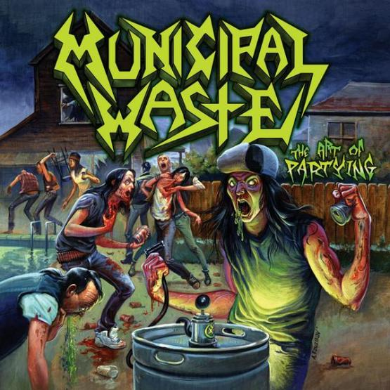 municipal waste metal band