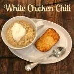 It's Finally Chili Season – White Chicken Chili