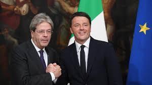 Renzi Gentiloni