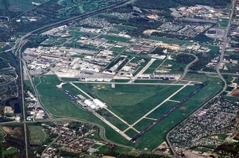 Wright-Patterson Air Force Base Ohio