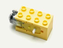 DC Motor Block x2