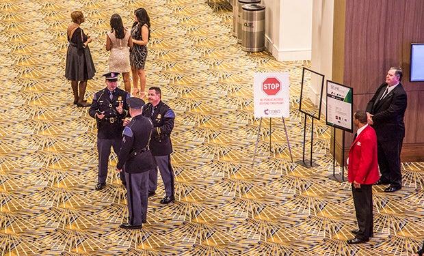 Security Detroit Event