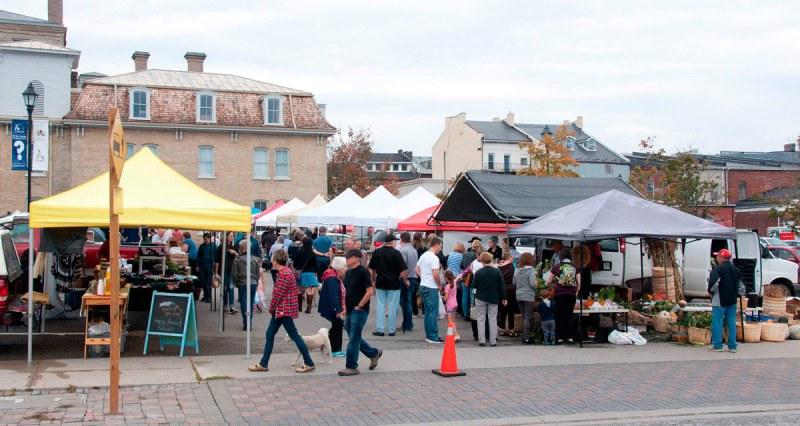 Harvest Festival 2017 - Farmer's Market