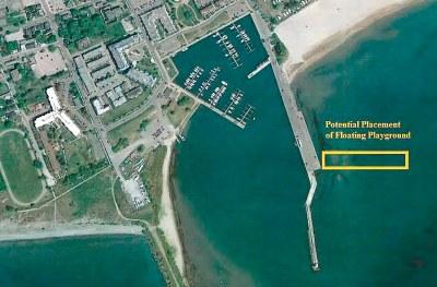 Floating Playground Location