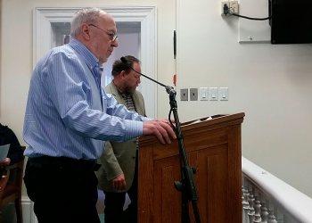 John Lee - at a meeting a year ago