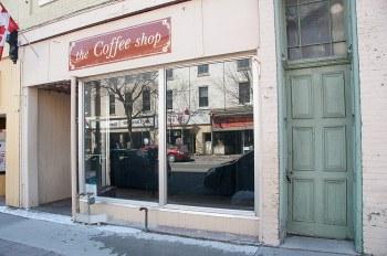 Empty Store on King Street