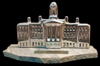 Civic award - by Hoselton
