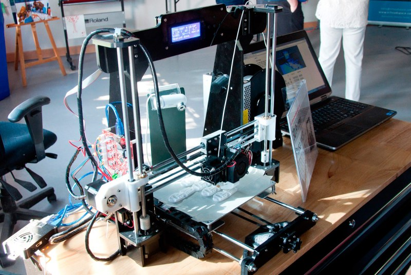 Venture 13 Maker lab - 3D printer