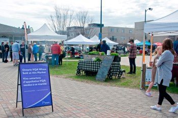 Farmers Market Opening