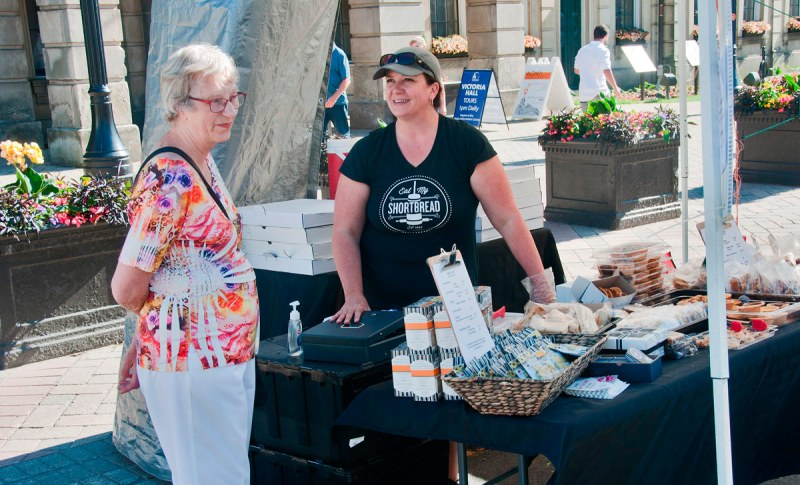 Food and Music-Festival - Eat my Shortbread