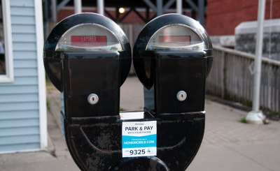 Cobourg Parking Meter