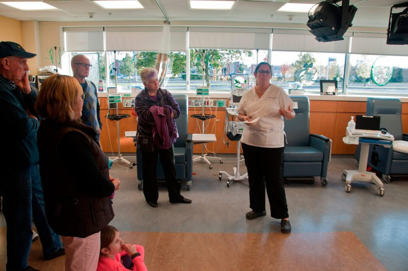 NHH Open House - Cancer and Chemotherapy Area